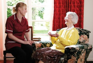 Home Care Caregiver in Omaha